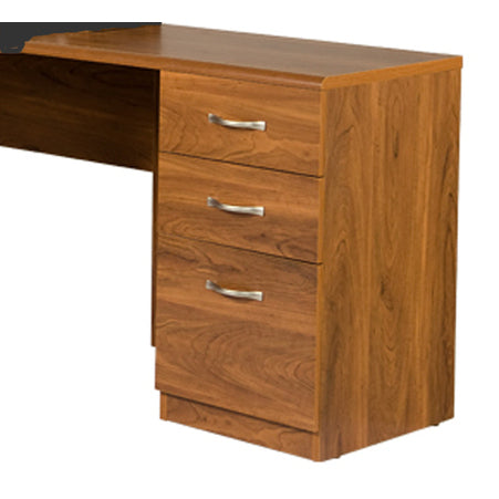 American Furniture Classics Three Drawer Extension Unit In Autumn Oak