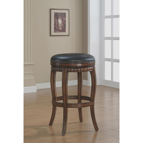 American Heritage Alonza Bar Height Stool in Navajo