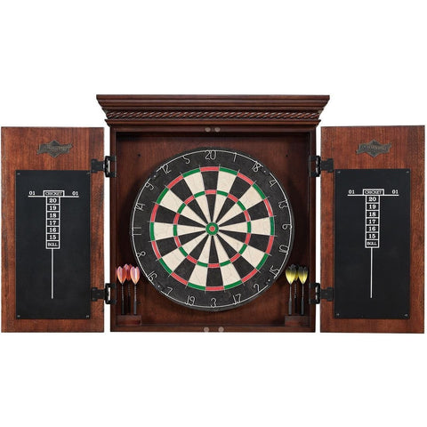 American Heritage Athos Collection Dart Board Set