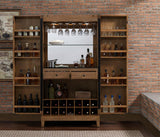 American Heritage Braxton Wine Cabinet