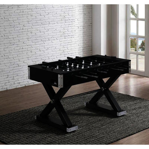 American Heritage Element Foosball Table in Black