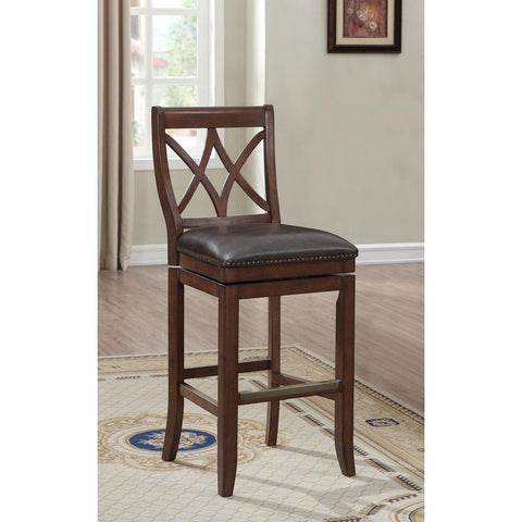 American Heritage Hadley Stool in Sable