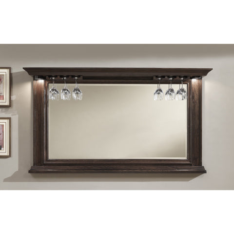 American Heritage Riviera Collection Mirror with Glass Holders in Navajo