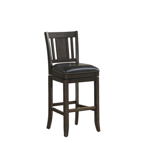 American Heritage San Collection Counter Height Barstool in Marino