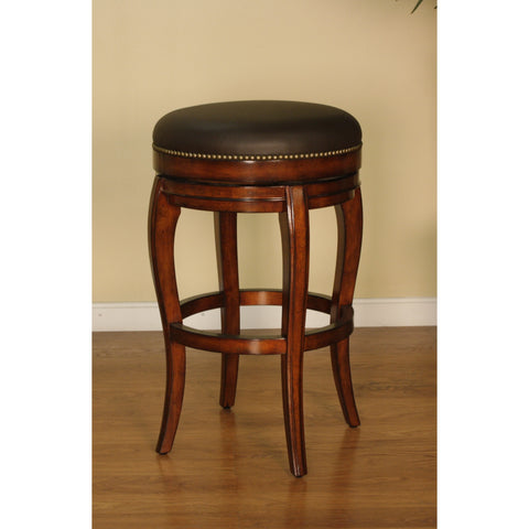 American Heritage Santos Backless Counter Height Stool