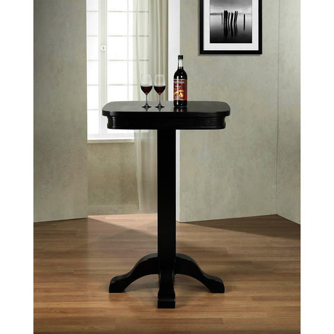 American Heritage Sarsetta Pub Table in Peppercorn