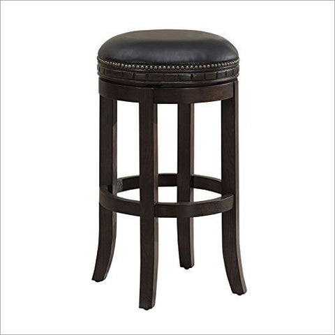 American Heritage Sonoma Collection Bar Height Barstool in Riverbank