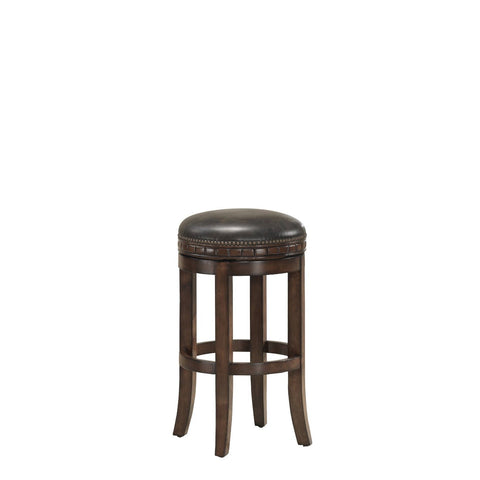 American Heritage Sonoma Collection Counter Height Barstool in Suede