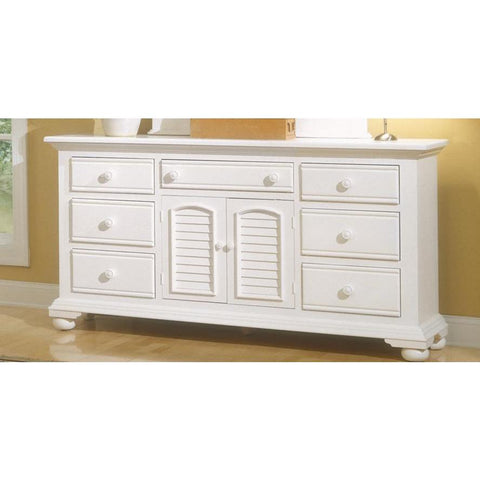 American Woodcrafters Cottage Traditions 6510 Triple Dresser
