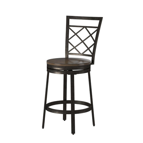 American Woodcrafters Deidre Counter Stool