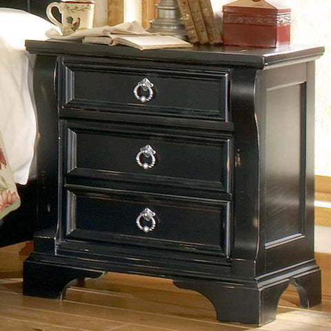 American Woodcrafters Heirloom Night Stand