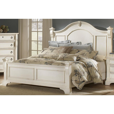 American Woodcrafters Heirloom Poster Bed