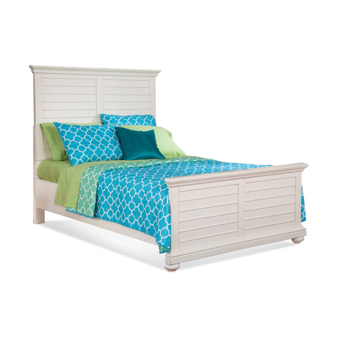 American Woodcrafters Pathways Panel Bed