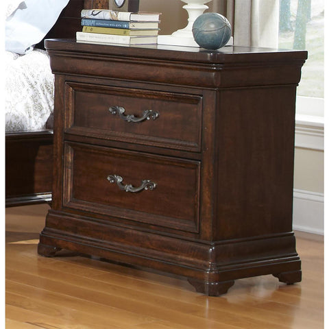 American Woodcrafters Signature Nightstand