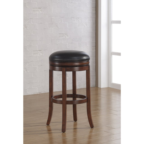American Woodcrafters Stella Backless Stool