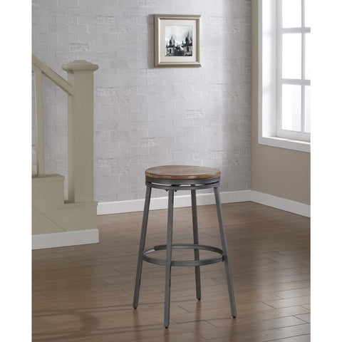 American Woodcrafters Stockton Backless Stool