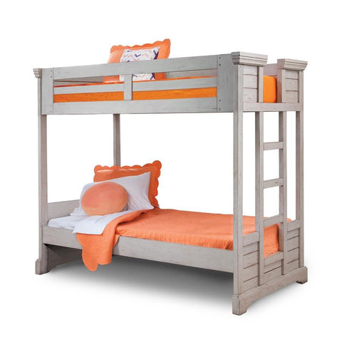 American Woodcrafters Twin Bunkbed