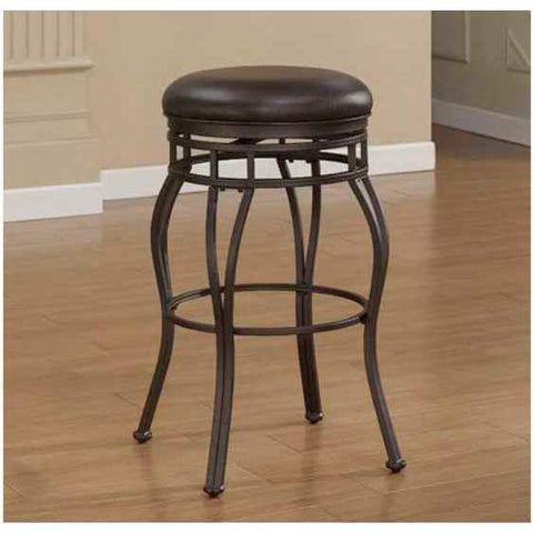 American Woodcrafters Villa Backless Stool