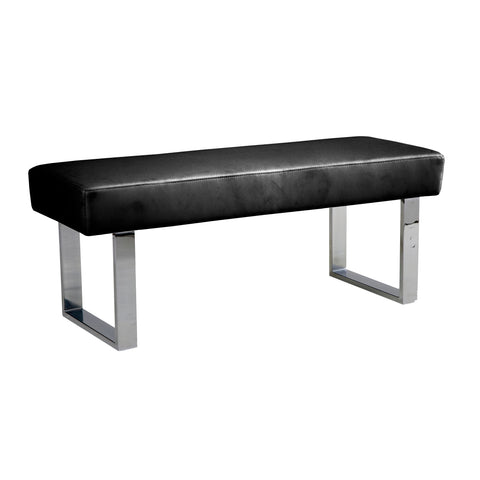 Armen Living Amanda Bench In Black