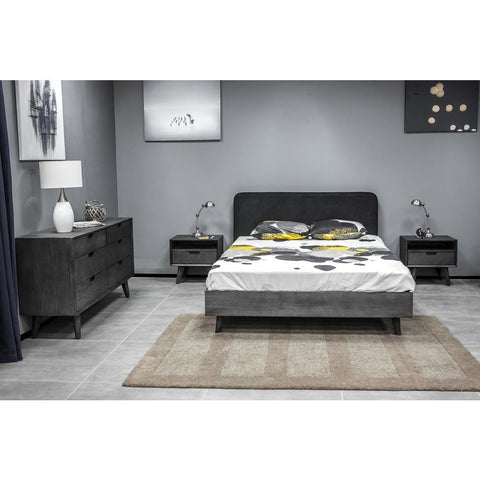 Armen Mohave 4 Piece Acacia Bedroom Set