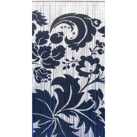 Bamboo Black And White Floras