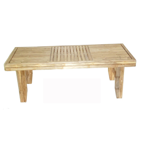 Bamboo Fancy Folding Coffee Table