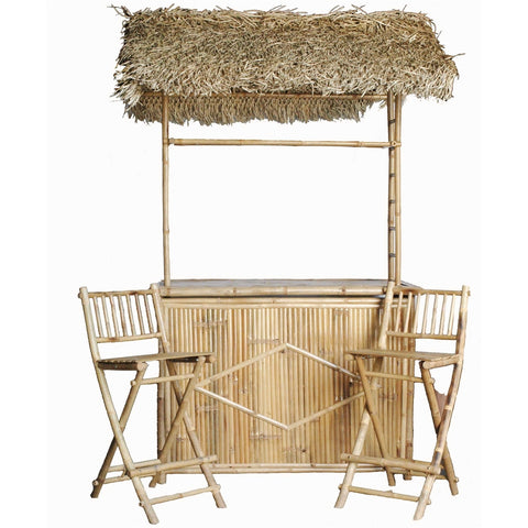 Bamboo Thatched Bar