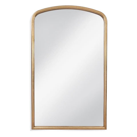Basset Mirror Brookings Leaner Mirror in Chrome