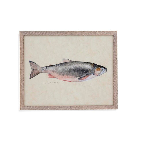 Bassett Catch of the Day II Framed Art
