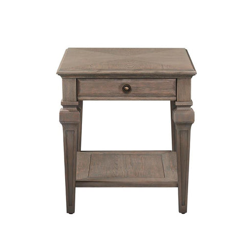 Bassett Daniel Sq End Table