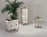 Bassett 8311-225 Borghese Small Mirrored Chest