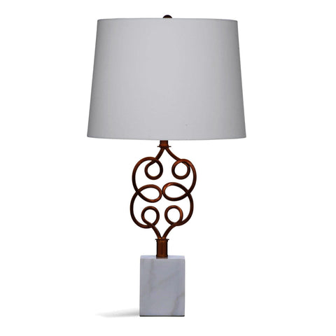 Bassett Mirror Alisha Table Lamp