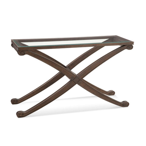 Bassett Belgian Modern Wellington II Console Table