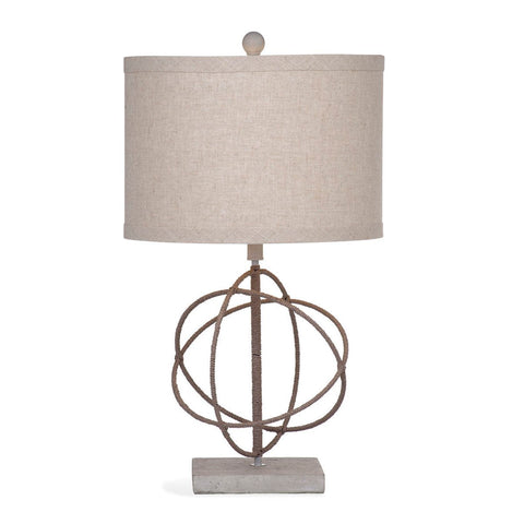 Bassett Mirror Company Caswell Table Lamp