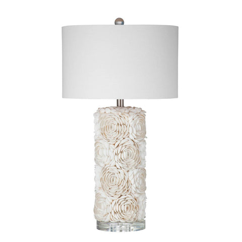 Bassett Shell Table Lamp