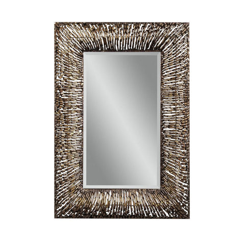 Bassett Easy Living Zola Wall Mirror in Copper