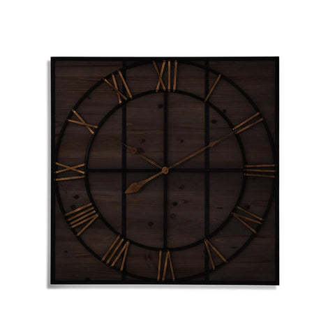 Bassett Mirror Eldridge Wall Clock