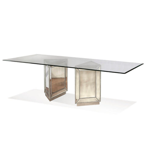 Bassett Hollywood Glam Murano Dining Table