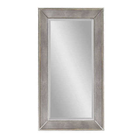 Bassett Murano Beaded Antique Wall Mirror