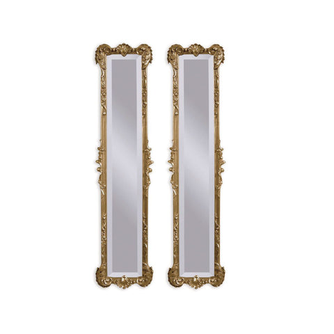Bassett Old World Helena 2 Panel Mirrors