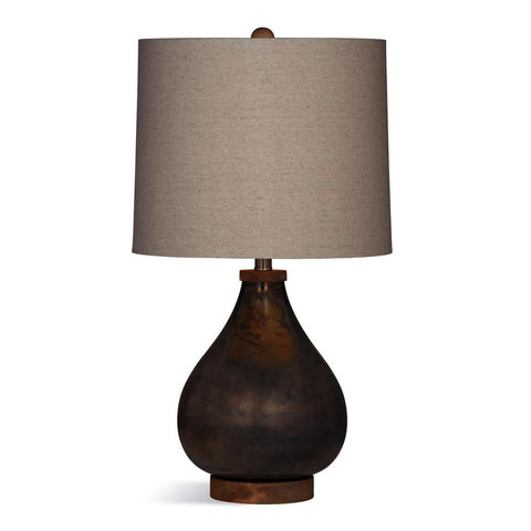 Bassett Mirror Paisley Table Lamp