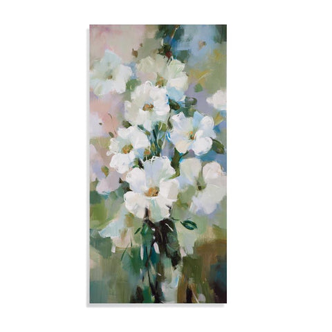 Bassett Mirror Spring Bloom Canvas Art
