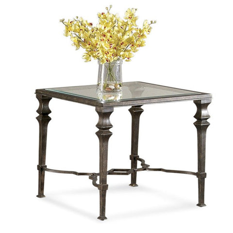 Bassett T1210-250 Lido Square End Table
