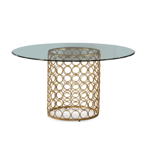 Bassett Thoroughly Modern Carnaby Round Dining Table