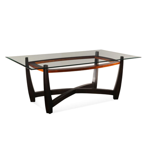 Bassett Thoroughly Modern Elation Rectangle Dining Table