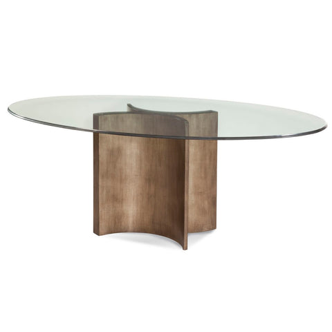Bassett Thoroughly Modern Symmetry Dining Table