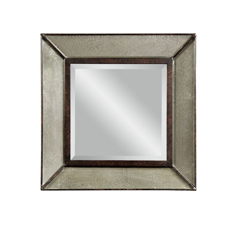 Bassett Transitions Edinborough Antique Wall Mirror