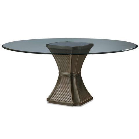 "Bassett Mirror Vanesta 54"" Dining Table"