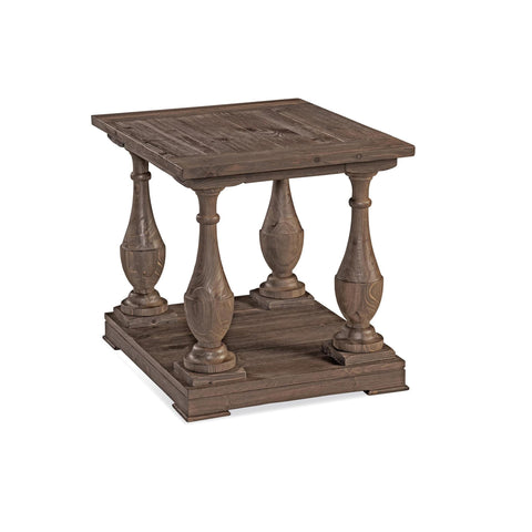 Bassett T2618-200 Hitchcock Rectangular End Table