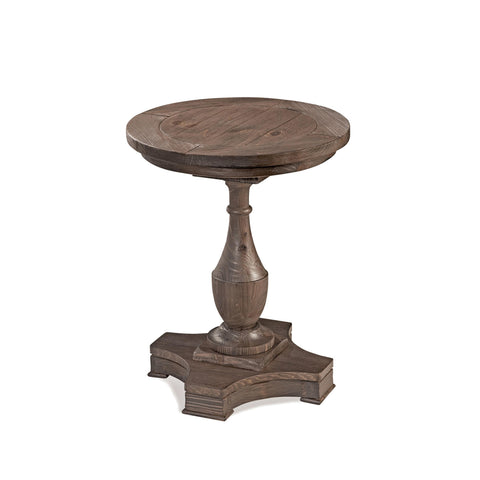 Bassett T2618-220 Hitchcock Round End Table